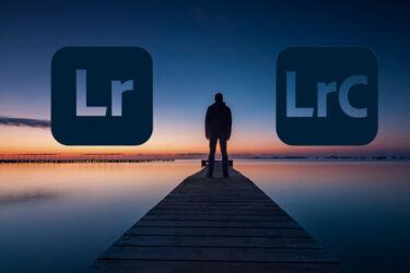 LightroomとLightroom Classicの違いを分かりやすく解説します